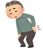 ギックリ腰・慢性腰痛